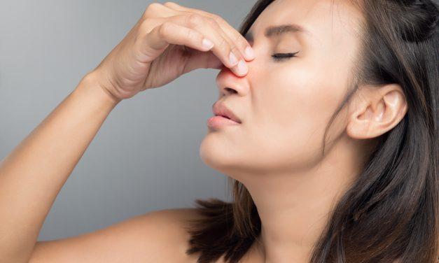 Krwawienie z nosa – jakie przyczyny?