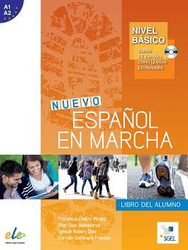 podręcznik do nauki języka hiszpańskiego Espanol En Marcha